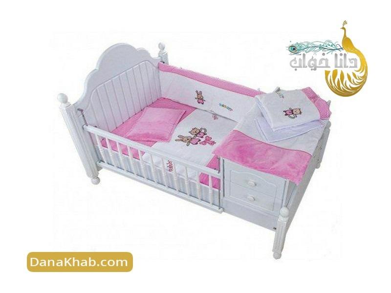 سفارش عمده روتختی نوزاد خارجی از دانا خواب